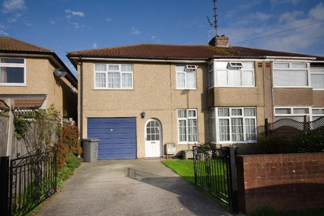 Thumbnail Semi-detached house for sale in Burley Avenue, Bristol
