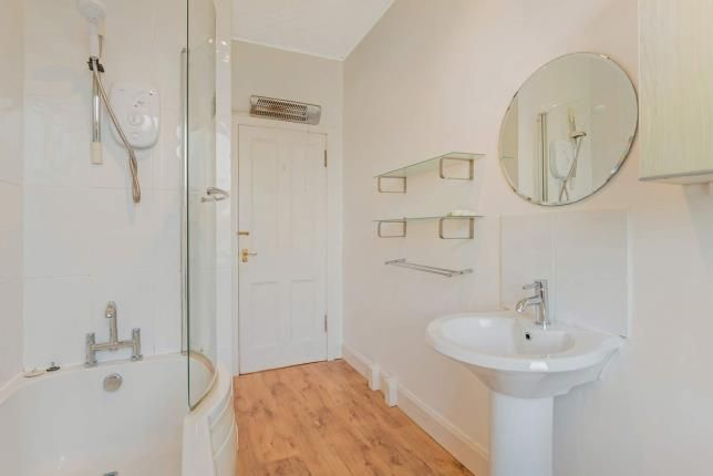 Bathroom of Union Street, Largs, North Ayrshire, Scotland KA30