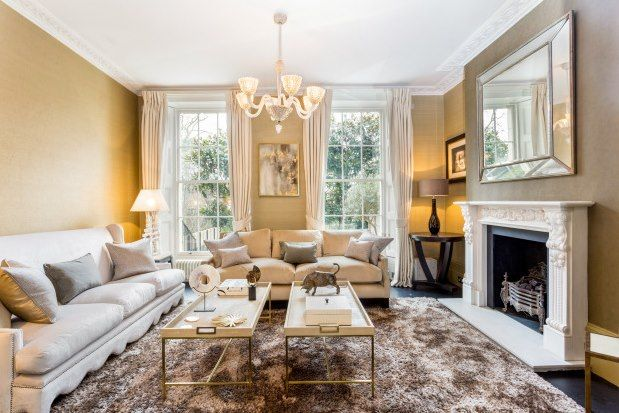 Thumbnail Property to rent in Holland Park Avenue, Notting Hill
