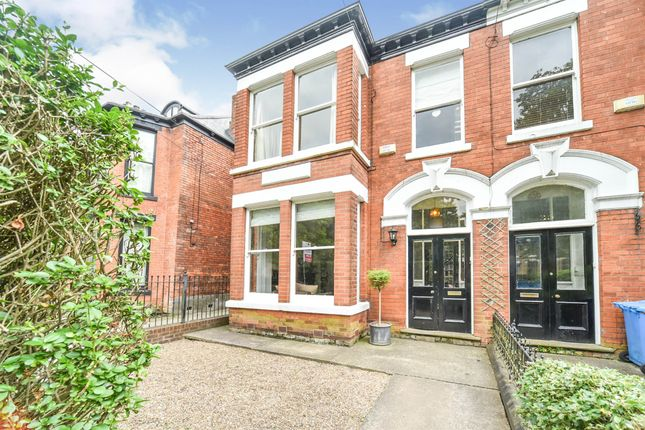 Thumbnail End terrace house for sale in Westbourne Avenue, Princes Avenue, Hull