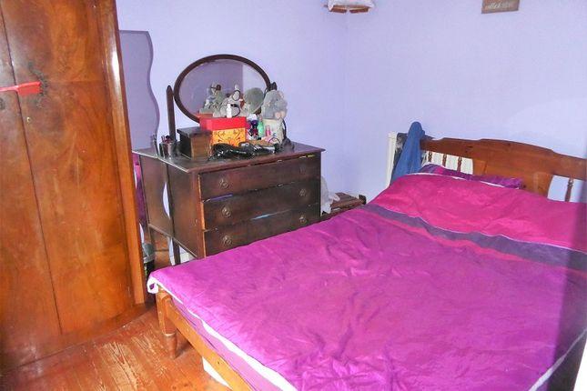 Master Bedroom of Bryn Cottages, Pontyrhyl, Bridgend, Bridgend County. CF32