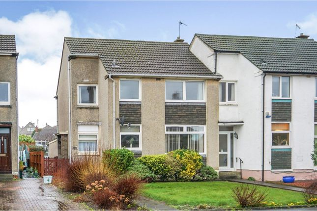 Thumbnail Semi-detached house for sale in Eglinton Road, Ardrossan