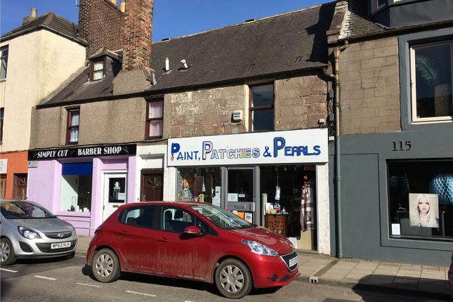Thumbnail Commercial property for sale in Murray Street, Montrose