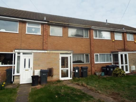 Thumbnail Terraced house for sale in Ridgewood Gardens, Birmingham, West Midlands