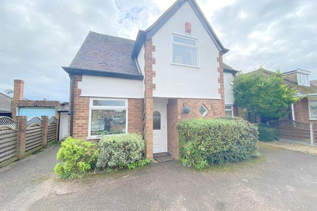 Thumbnail Detached house for sale in Church Lane, Cheshunt, Waltham Cross