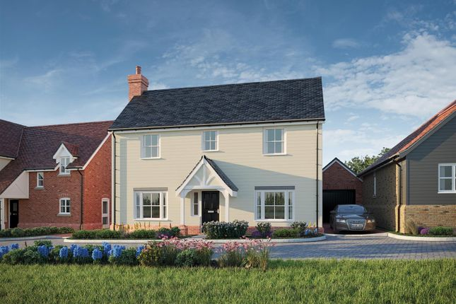 Thumbnail Detached house for sale in Tulip, Plot 6, Latchingdon Park, Latchingdon, Essex