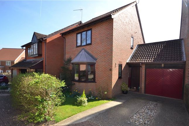 Thumbnail Link-detached house for sale in Maguire Drive, Frimley, Camberley