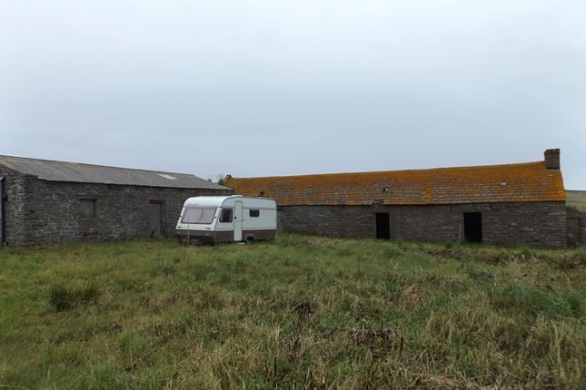 Thumbnail Barn conversion for sale in Occumster, Lybster