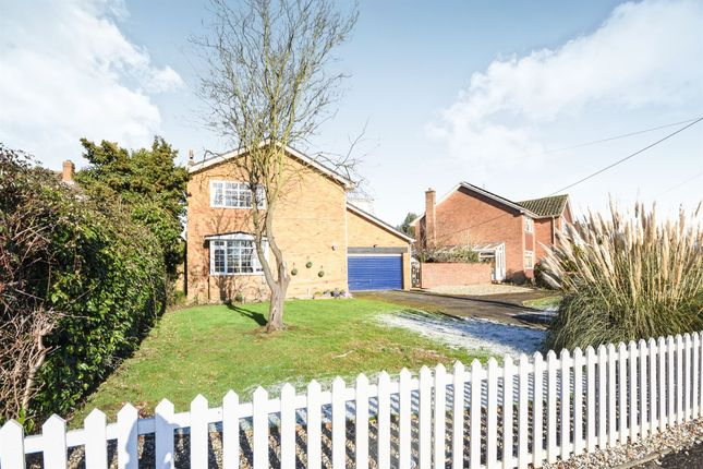 Thumbnail Detached house for sale in Church Road, West Hanningfield, Chelmsford