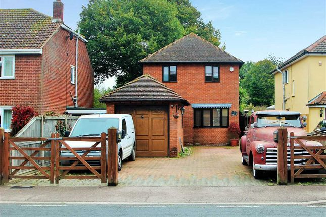 Thumbnail Detached house for sale in Fallen Oaks, Wick Road, Langham, Colchester