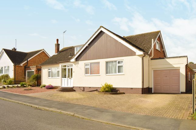 Thumbnail Detached house for sale in Windmill Gardens, Kibworth, Leicester