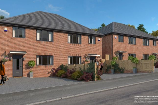 Thumbnail Semi-detached house for sale in North Street, Edlington, Doncaster