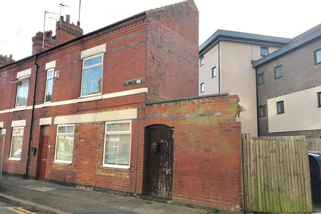 Thumbnail Flat for sale in Ullswater Street, Leicester