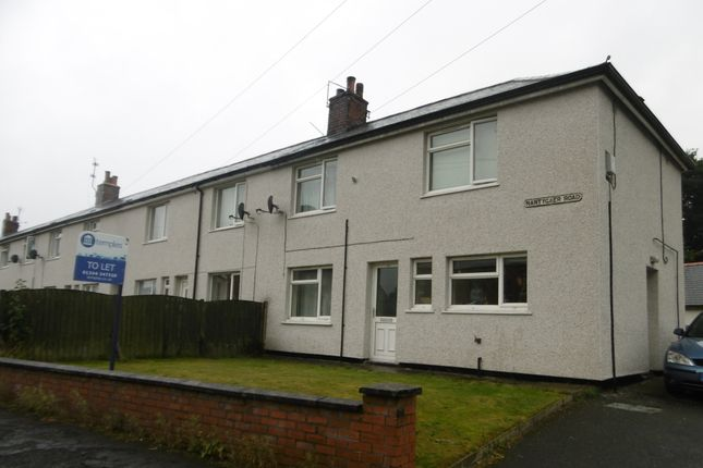 Thumbnail Semi-detached house to rent in 55 Nant-Y-Gaer Road, Llay, Wrexham