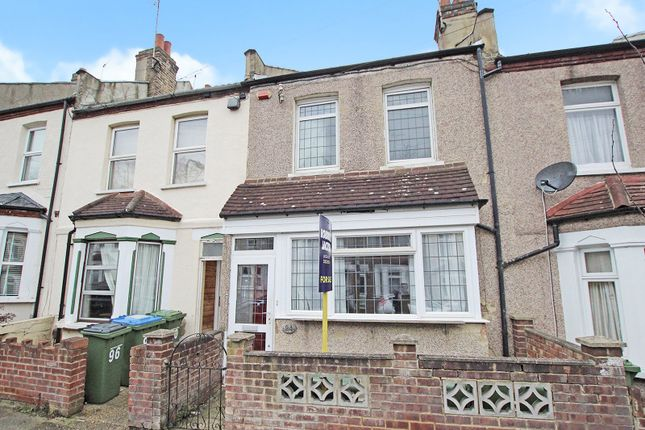 Thumbnail Terraced house for sale in Roydene Road, Plumstead