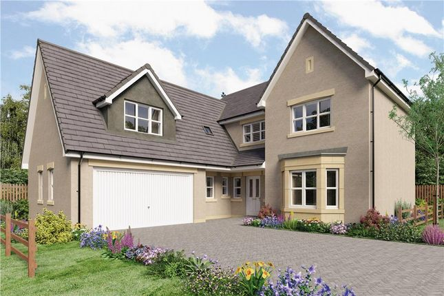 "Thumbnail Detached house for sale in ""Leader Det"" at Kingsfield Drive, Newtongrange, Dalkeith"