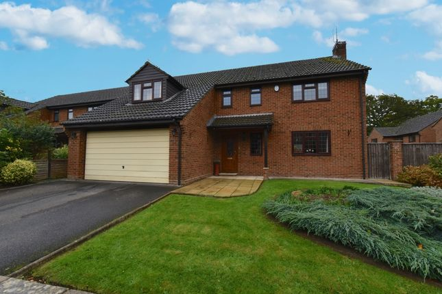 Thumbnail Detached house for sale in Southway Drive, Yeovil