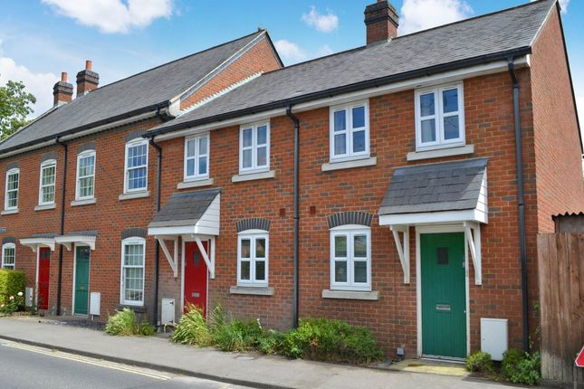 Thumbnail Property to rent in King Alfred Terrace, Kingsclere, Hampshire
