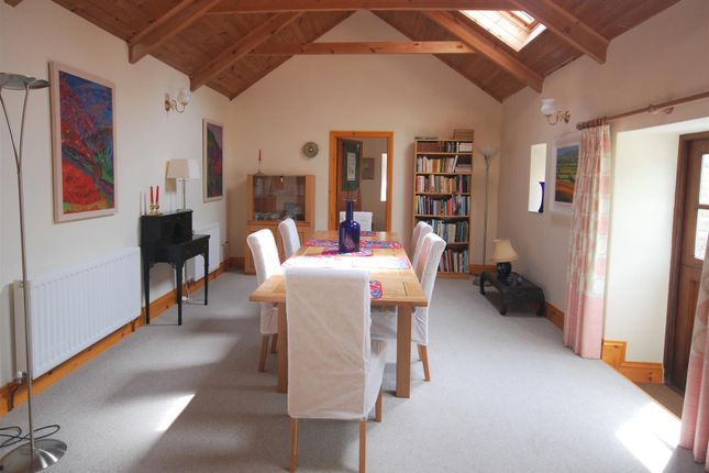 Dining Room of Churchtown, St. Levan, Penzance TR19