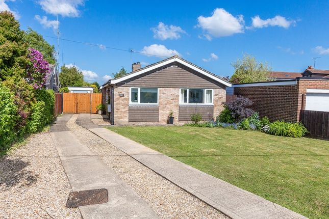 Thumbnail Detached bungalow for sale in Avenue Road, Rushden