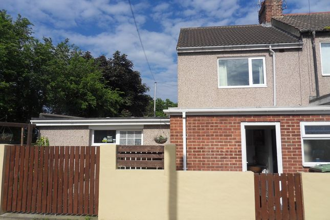 Thumbnail Terraced house for sale in Hope Avenue, Horden, Peterlee