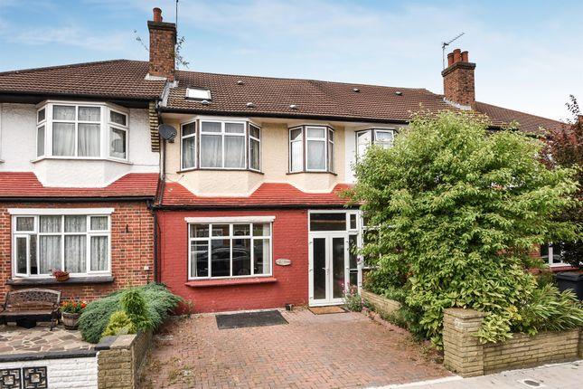 Thumbnail Semi-detached house for sale in Sylvan Avenue, London