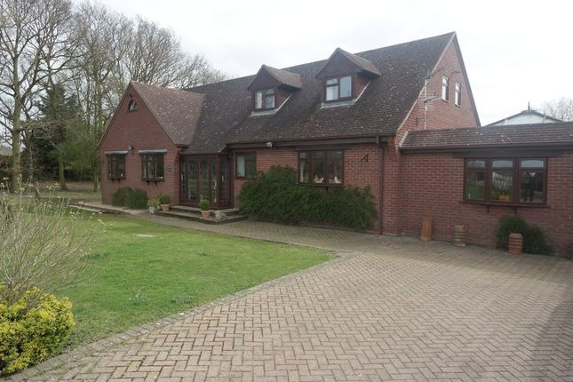 Thumbnail Detached house for sale in Mistley Road, Tendring, Clacton-On-Sea