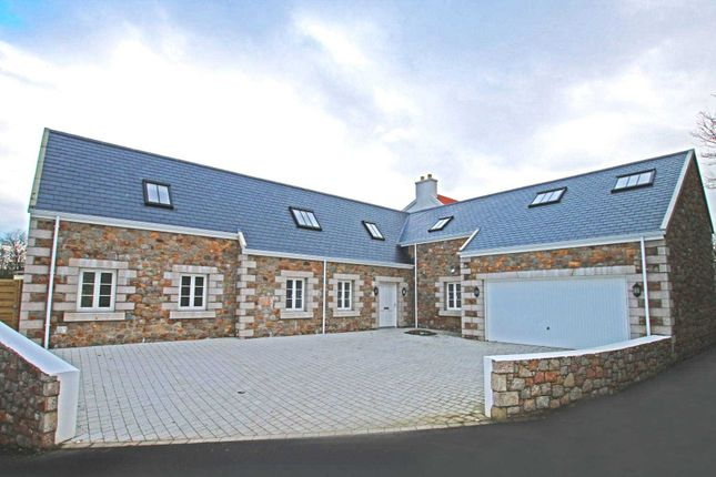 Thumbnail Semi-detached house for sale in La Rue D'olive, St. Mary, Jersey