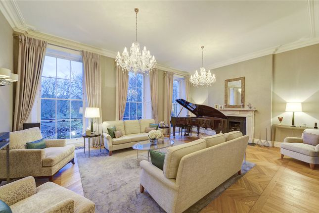 Thumbnail Terraced house for sale in Chester Terrace, London