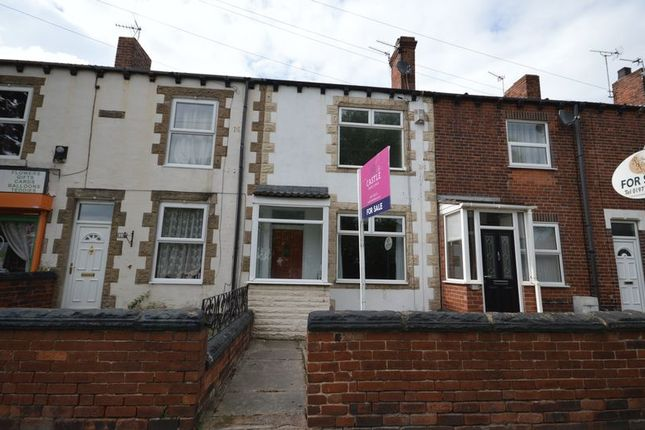 2 bed terraced house for sale in Green Lane, Featherstone, Pontefract