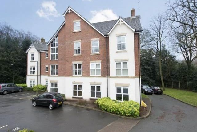 Thumbnail Flat to rent in The Coppice, Worsley