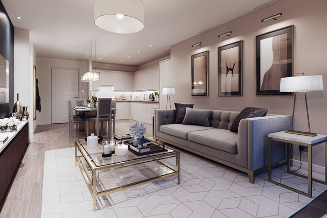 1 bed flat for sale in Summerhill Road, Birmingham B1
