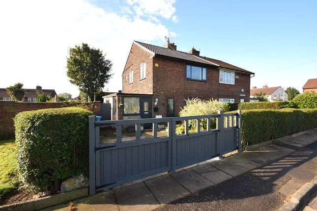 Thumbnail Semi-detached house for sale in Broughton Avenue, Little Hilton, Worsley, Manchester