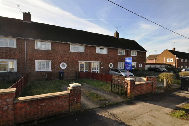 3 bed terraced house for sale in Wheatley Road, Welwyn Garden City, Hertfordshire