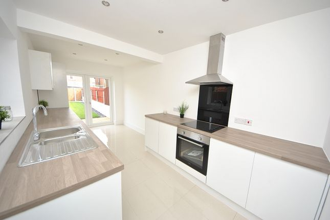 Thumbnail Semi-detached house to rent in Brook Street, Southport, Merseyside.