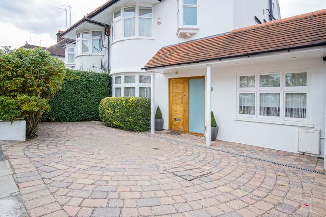 Thumbnail Semi-detached house for sale in Finchley Central, London