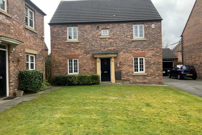 Thumbnail Detached house for sale in Horton Close, Littledale