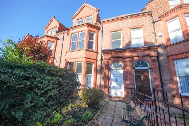 Thumbnail Town house for sale in Ashbrooke Crescent, Ashbrooke, Sunderland