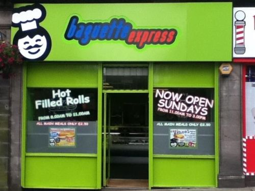 Thumbnail Restaurant/cafe for sale in Kirkcaldy, Fife