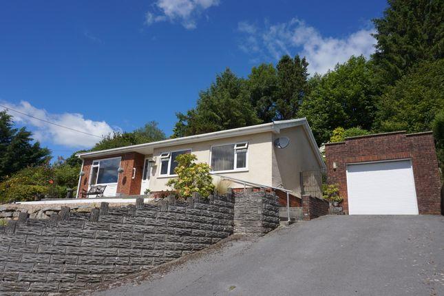 Detached bungalow for sale in Llandeilo Road, Gorslas, Llanelli