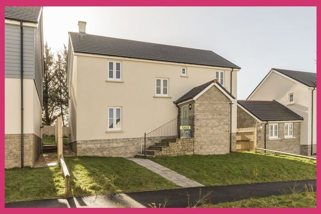 Thumbnail Detached house for sale in Plot 24, Green Meadows Park, Tenby