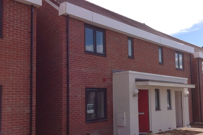 Thumbnail Terraced house for sale in Pintail Close, East Tilbury