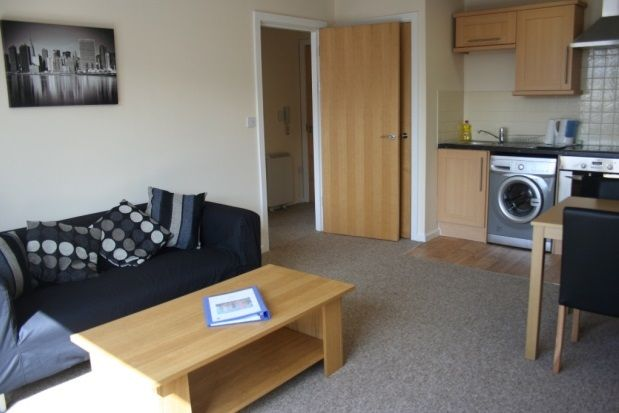 1 bed flat to rent in Ahlux Court, Millwright Street, Leeds City Centre