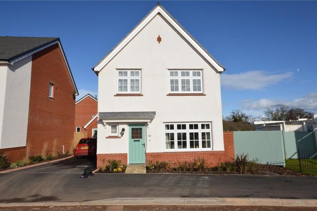 Thumbnail Detached house for sale in Swift Road, Dawlish, Devon