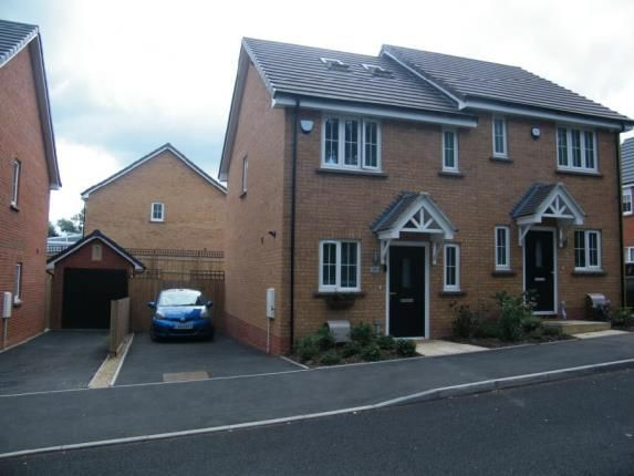 3 bed semi-detached house for sale in Citizens Way, Wednesbury WS10