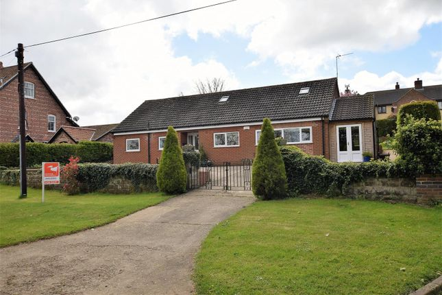 Thumbnail Detached bungalow for sale in Gunby, Grantham