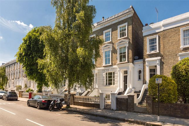 Thumbnail End terrace house for sale in Belsize Road, South Hampstead, London