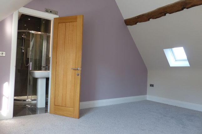 Thumbnail Flat for sale in King Street, Ashbourne Derbyshire