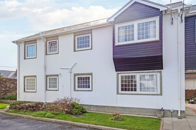 Thumbnail Flat for sale in Highfield Court, Porthcawl