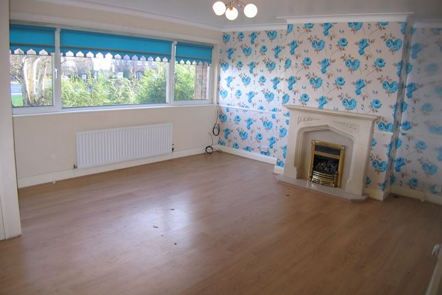 Thumbnail Terraced house to rent in Thornhill Road, Ponteland